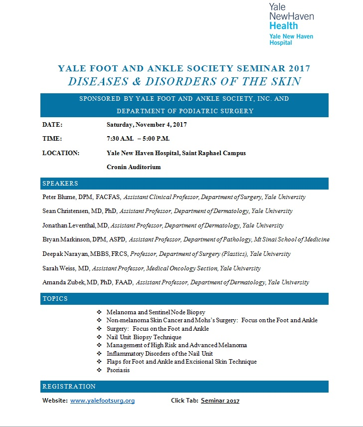 fall 2017 agenda